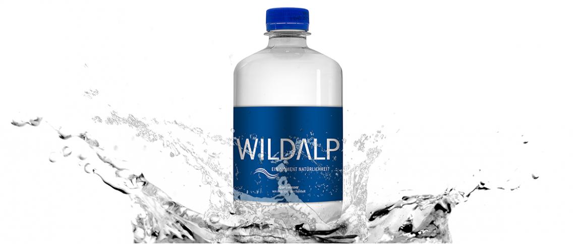 Produktbild naturbelassenes Quellwasser